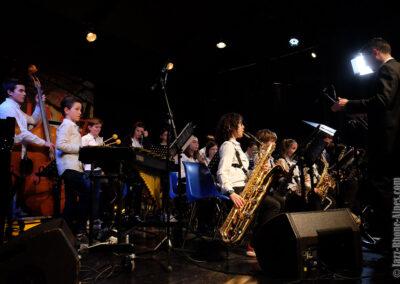 Tremplin Junior Jazz / Stagiaires «Big band»- Dimanche 28 novembre
