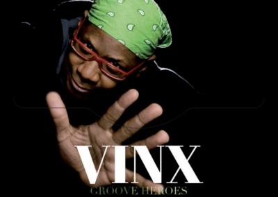 Vinx – Samedi 27 novembre